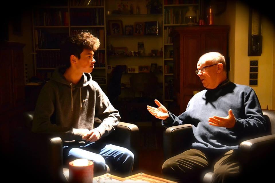 Elias Bex interview Walter Sabbe