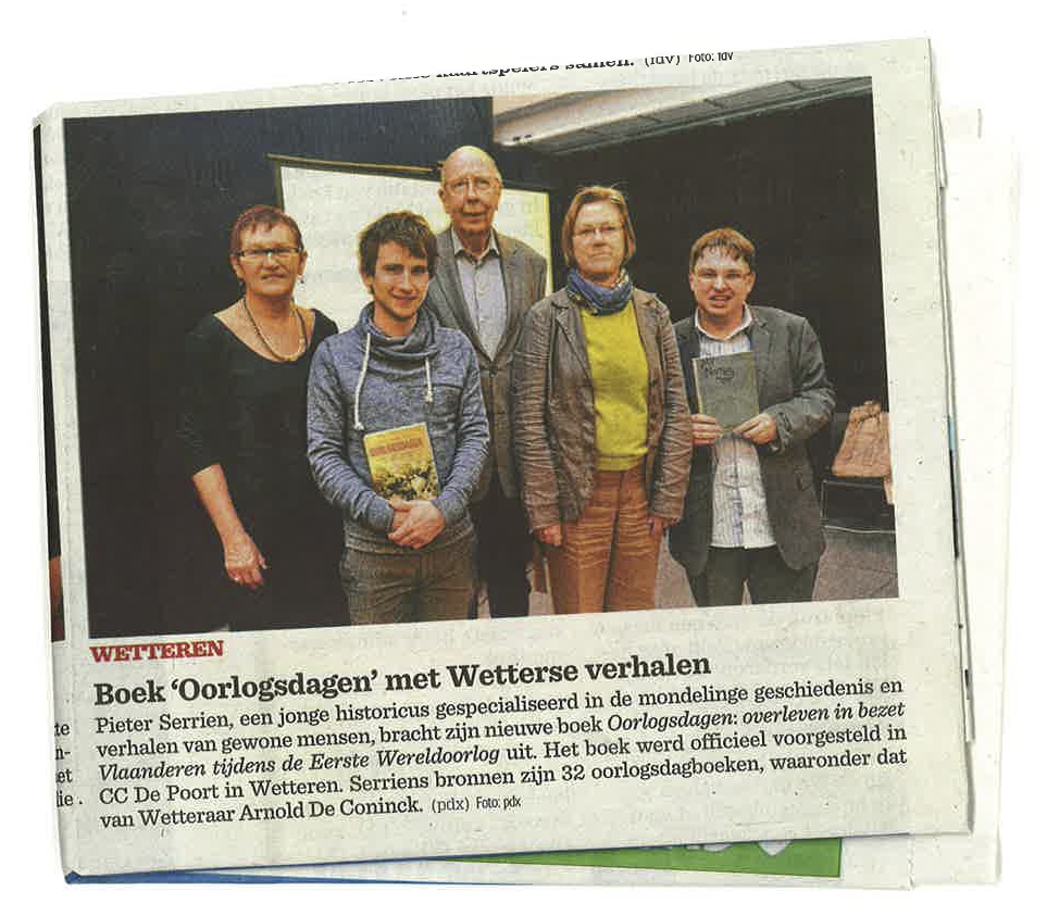 Het Nieuwsblad_7nov'13