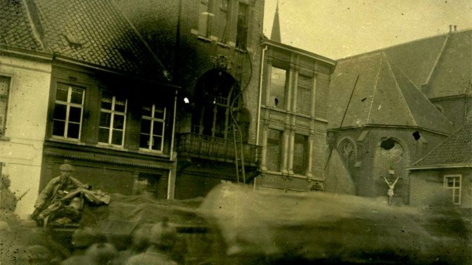 collectief Johan Delbecke, Roeselare