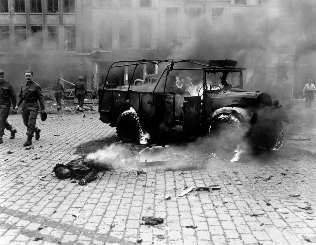V-bom op Teniersplaats 27nov2014 (c) Zo was onze oorlog