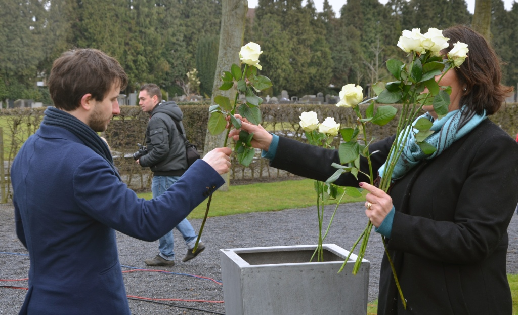 2015 Vijf-aprilherdenking - 4 april 2015 - (47)