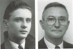 Marcel Colpin - jong en oud