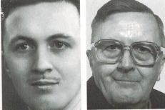 Roland Fronville - jong en oud