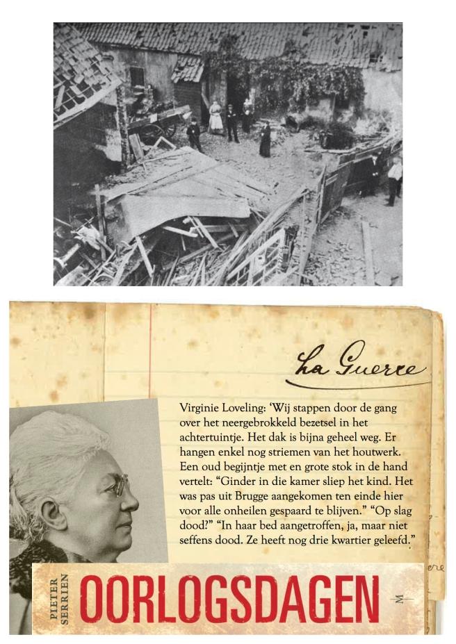 juni 1915 Verhit - Oorlogsdagen 5
