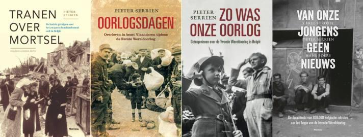 Books Pieter Serrien