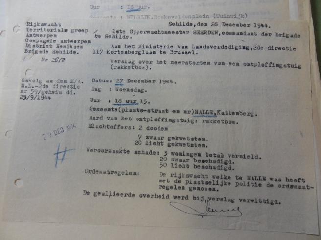 27 december 1944 - Halle Kattenberg V2 - Evere.JPG