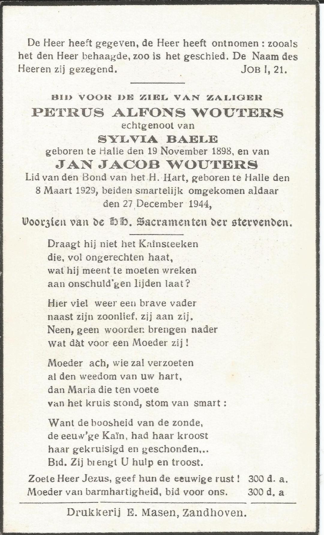 achterzijde bidprentje Wouters Petrus Alfons & Jan Jacob +27.jpg