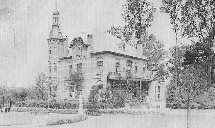 Villa De Herde
