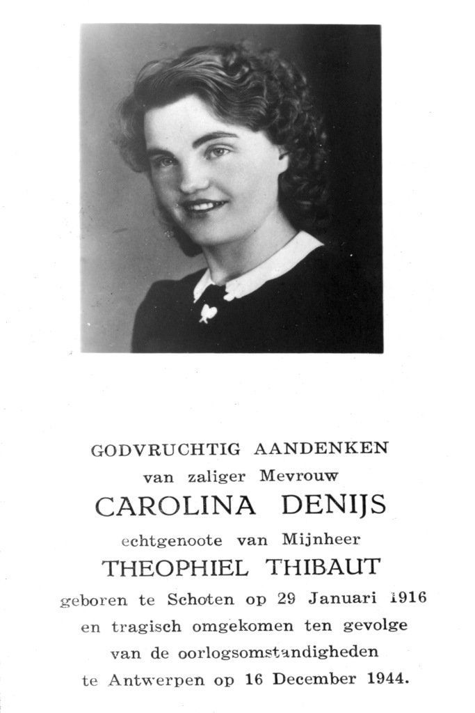 BP - Denijs, Caroline