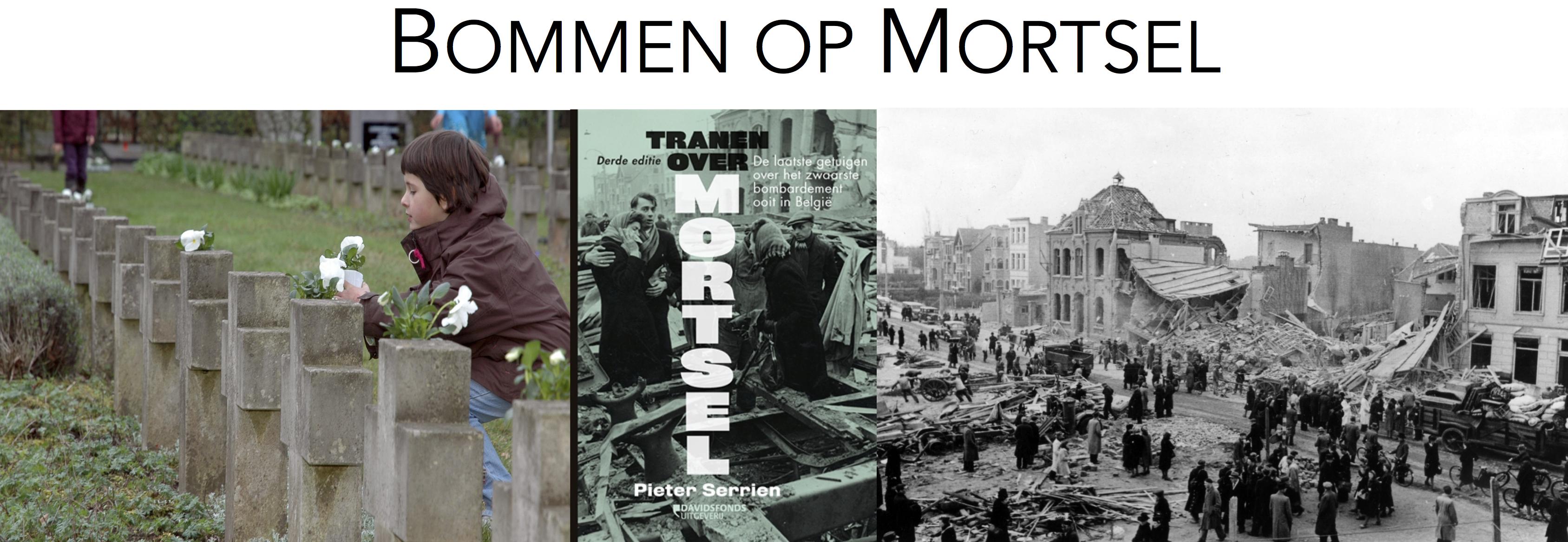 Bommen op Mortsel - lezing Pieter Serrien