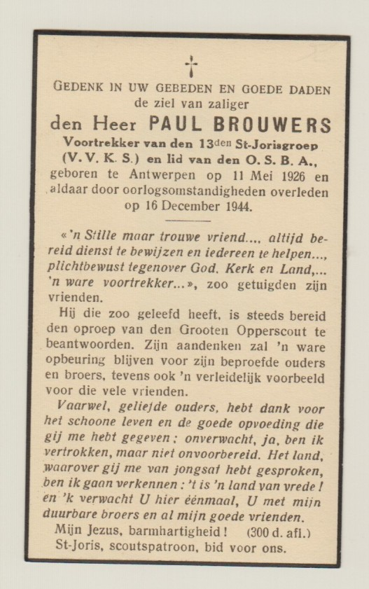BROUWERS Paul (verso)